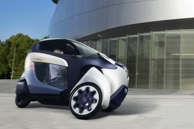 Toyota i-Road-Concept